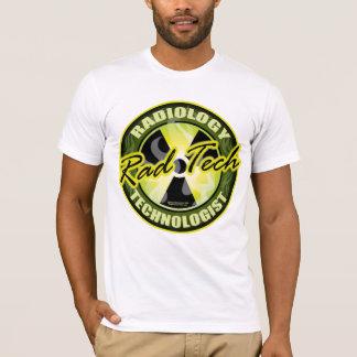 Technologie de rad t-shirt