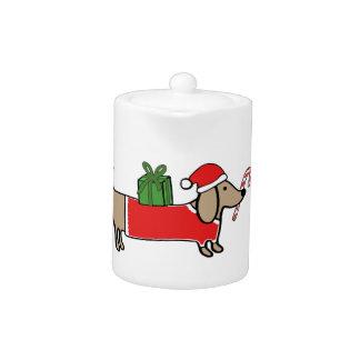 Teckel de Noël