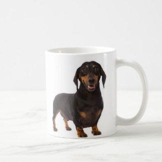 Teckel - Doxie - tasse de café