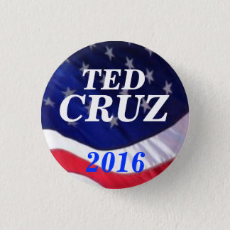 Ted Cruz 2016 Pin's