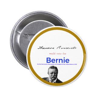 Teddy Roosevelt pour des ponceuses de Bernie Badge