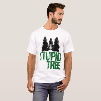 Tee de golf stupide de disque du T-shirt | Frolf