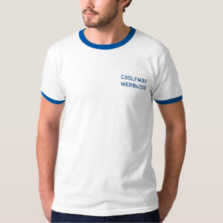 Tee-shirt COOLFM32 Bleu T-shirt