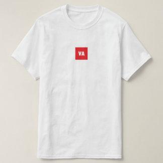 Tee - shirt de boulon de VA T-shirt