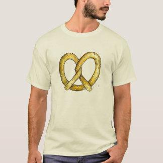 Tee - shirt de bretzel mou t-shirt