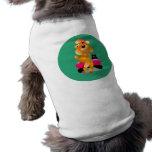 Tee - shirt de chien de style des années 50 de can vêtements pour animaux domestiques