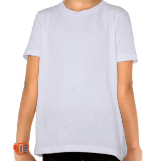 Tee - shirt de coccinelle pour des enfants t-shirts