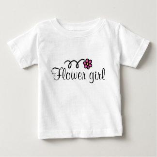 Tee - shirt de demoiselle de honneur pour des t-shirt pour bébé