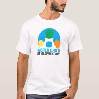 Tee - shirt de douille de short de mâle adulte t-shirt
