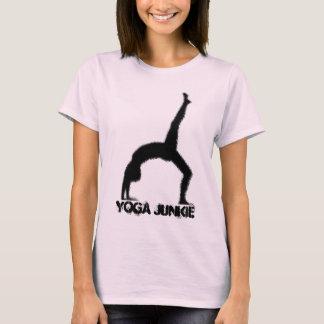 Tee - shirt de drogué de yoga t-shirt