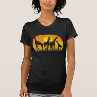 Tee - shirt de girafes t-shirts
