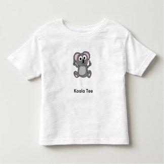 Tee - shirt de koala t-shirt pour les tous petits