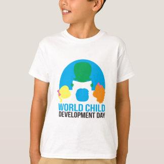 Tee - shirt de la jeunesse t-shirt