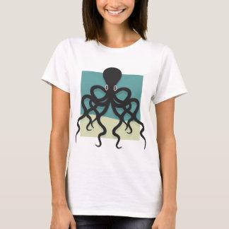 Tee - shirt de poulpe t-shirt