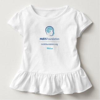 Tee - shirt de ruche d'enfant en bas âge de t-shirt pour les tous petits