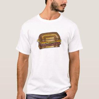 Tee - shirt de sandwich à Reuben T-shirt