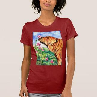 Tee - shirt de Sharpei T-shirt