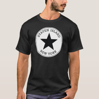Tee - shirt de Staten Island New York City T-shirt