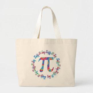 Tee - shirt et cadeaux de jour du colorant pi de c sac en toile