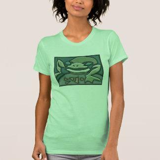 Tee - shirt fantastique de grenouille t-shirts
