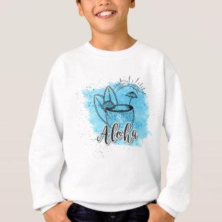 Tee Shirt Garçon Surf Sweatshirt