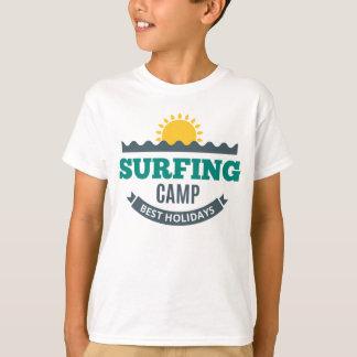 Tee Shirt Garçon Surf T-shirt