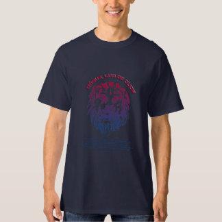 Tee Shirt Jesus Lion T-shirt