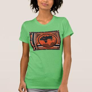 tee-shirt mappemonde t-shirt