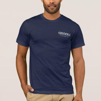 Tee - shirt nuptiale de partie de Las Vegas T-shirt
