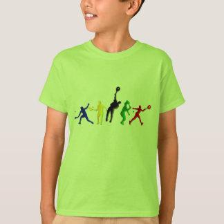 Tee - shirt sportif et tennis de joueurs de tennis t-shirt