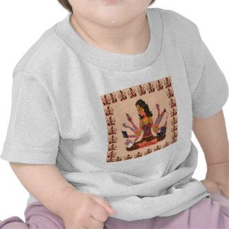 Tee - shirts de modèle de do-it-yourself CADEAUX T-shirt