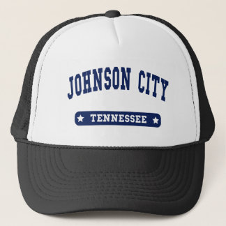 Tee - shirts de style d'université de Johnson City Casquette