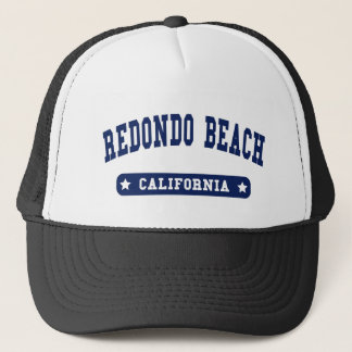 Tee - shirts de style d'université de Redondo Casquette