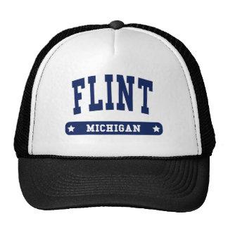 Tee - shirts de style d'université du Michigan de Casquettes De Camionneur