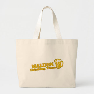 Tee - shirts potables d équipe de Malden Sacs