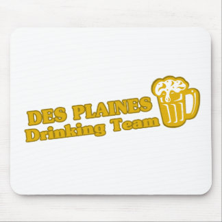 Tee - shirts potables d'équipe de Des Plaines Tapis De Souris