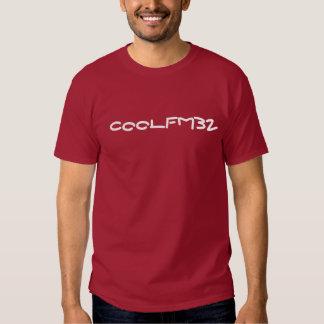 Teeshirt staff coolfm32 t-shirt