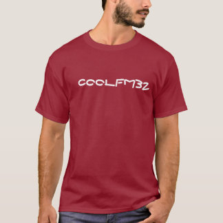 Teeshirt staff coolfm32 t-shirt