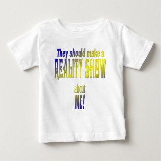 Télé réalité t-shirt