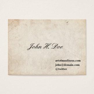 Télécarte de John L. Sullivan Cartes De Visite