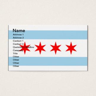Télécartes personnalisables d'affaires de drapeau cartes de visite