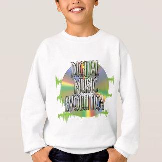 télémètre-logo-carré-salut-recherche sweatshirt