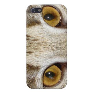 Téléphone de caisses de la savane/étui de téléphon coques iPhone 5