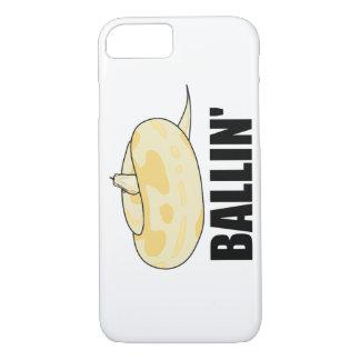 Téléphone de python de boule de Ballin Coque iPhone 7
