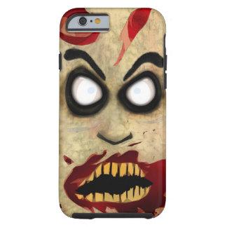 Téléphone de zombi coque tough iPhone 6