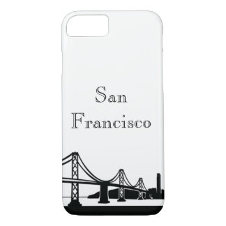 Téléphone et coques ipad de San Francisco Coque iPhone 7