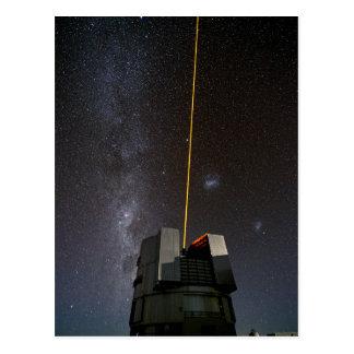 Télescope très grand VLT d'ESO le 14 février 2013 Carte Postale
