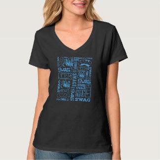 Tellement butin - bleu t-shirt