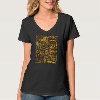 Tellement butin - orange t-shirt