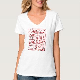 Tellement butin - rouge t-shirt